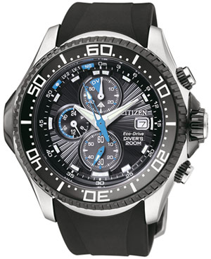 Citizen BJ2111-08E Aqualand Eco-Drive