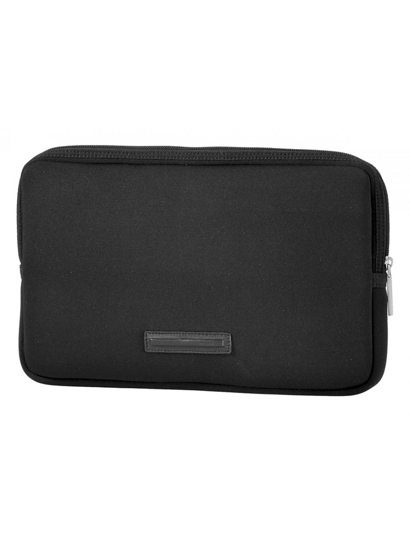 calvin klein kqa000 laptop case notebook sleeve schwarz trendor. Black Bedroom Furniture Sets. Home Design Ideas